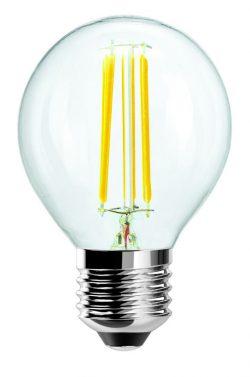 bec led cu filament sfera 5w cod 555281-010