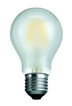 Bec LED Premium cu filament Goccia Standard 6W