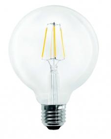 becuri led cu filament globo cod 555287