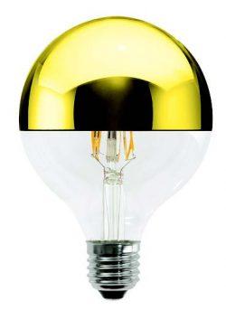 becuri cu filament led globo 5w
