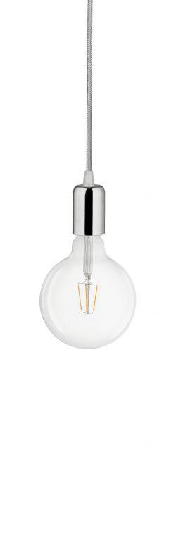 led pendelglobo inox