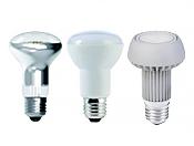 Becuri LED Reflector E27 si E14