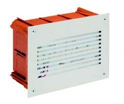 Corp de iluminat cu montaj încastrat pentru interior sau exterior LED Lodi