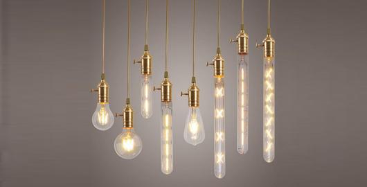 Plafoniere Moderne Cu Led : Becuri cu filament led u corpuri de iluminat la °